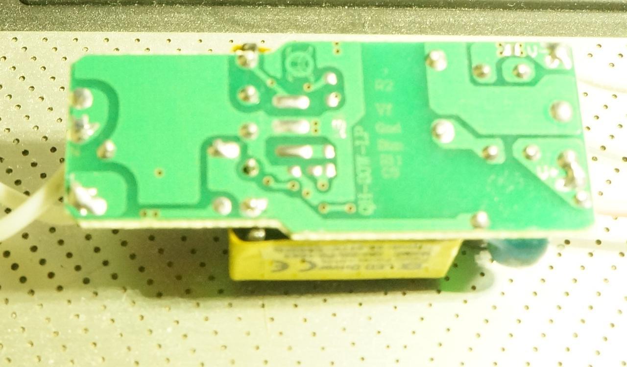 схема подключения светодиода отодного элемента