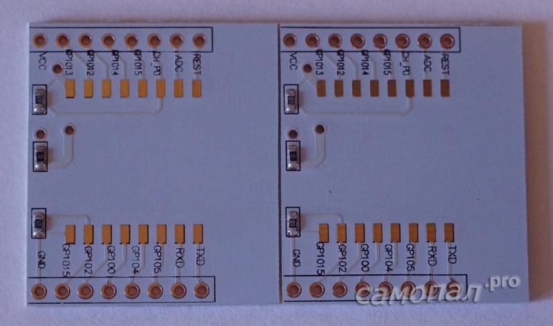 Адаптер для ESP8266