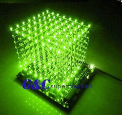 3D-LightSquared-DIY-Kit-8x8x8-3mm-LED-Cube-Green-Ray-LED-