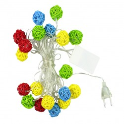 8-Modes-4M-20Leds-3cm-Big-Rattan-Ball-Colorful-Warm-White-White-LED-String-Christmas-Lights-1