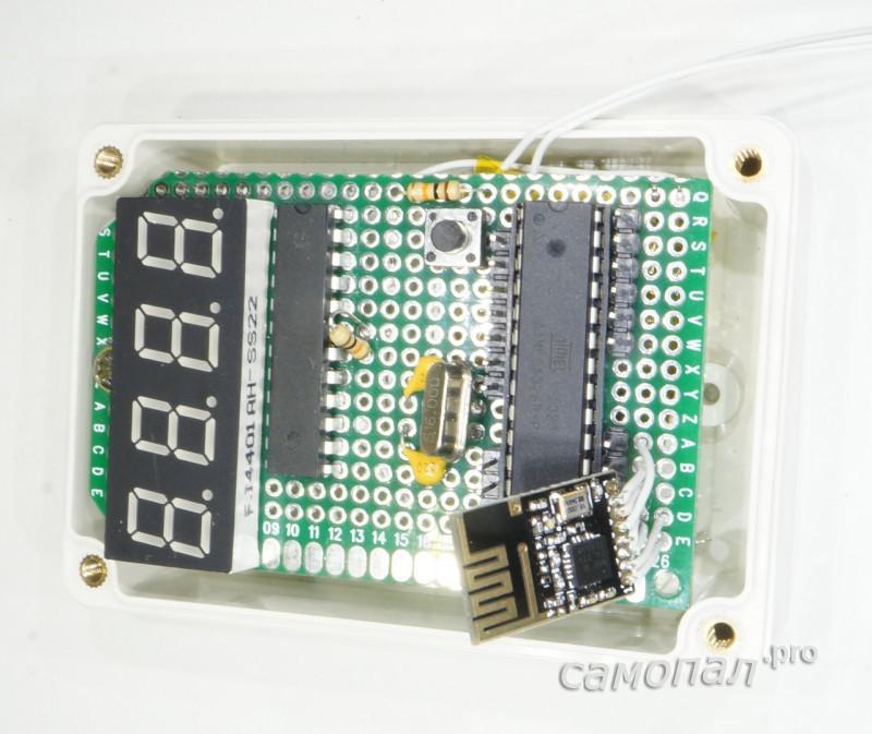 Сборка самодельного контроллера