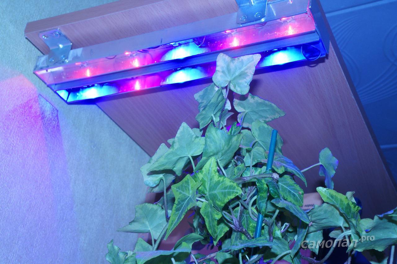 Как сделать светодиодное освещение в доме и квартире? 2